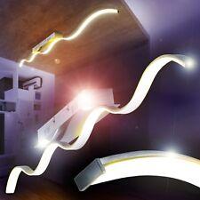 Led ceiling flush lighting 1 x 12 Watt design kitchen spot lamp chromed 142173