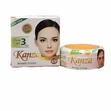 KANZA Beauty Cream Whitening Cream Dark Circles, PIMPLES REMOVING-18g