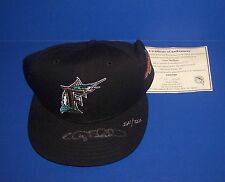Florida Marlins WORLD SERIES 1997 Signed
