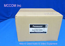 Panasonic AJ-RC10G Remote Control Unit NEW