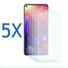 5 Pack - Screen Protector Clear Film Guard Ultra Thin For Honor view 20