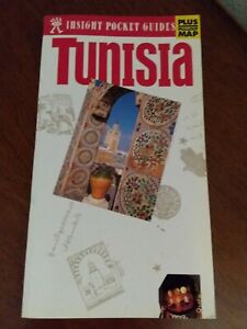 Tunisia Insight Pocket GuidesTravel Book with Pull-out MAP