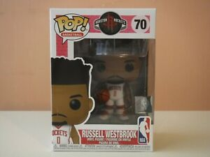 FUNKO POP! NBA HOUSTON ROCKETS  - RUSSELL WESTBROOK #70