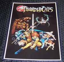 The Thundercats Thunder Cats 11X17 Poster