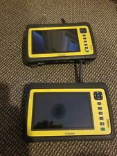 (2) Trimble Yuma 2, 2.4 and 4.2 Software, No Chargers