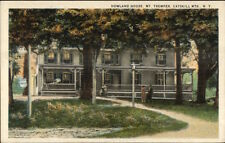 Howland House Mt. Tremper Catskill Mtns c1920 Postcard