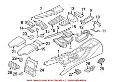 For BMW Genuine Console Armrest Cover Center 51169285133