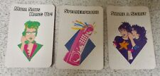 DREAMPHONE ~ MB GAMES ~ SPARE CARDS