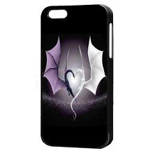 PURPLE DRAGON Gothic IPhone 4 4S 5 5S 5C 6 6S 7 Plus Case Cover