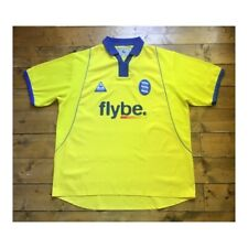 Birmingham City FC Away Shirt 2003. Flybe. Le Coq Sportif. Size: XL Adult