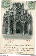 CPA-Carte postale- France -Rouen - Saint Maclou - 1902 (CP1970)