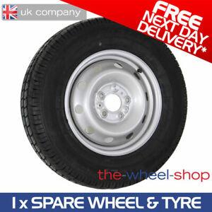 "15"" Fiat Ducato Motorhome 2006-2021 Full Size Spare Wheel & 215/70 R15 Tyre"