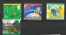 MINT 1992 GB THE GREEN ISSUE COMPLETE  SET MUH