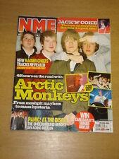 NME 2006 APR 29 ARCTIC MONKEYS KAISER CHIEFS STRIPES