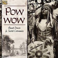 Powwow: Round Dances & Sacred Ceremonies, New Music