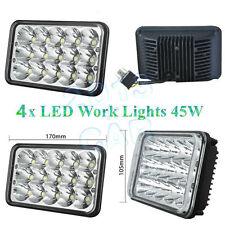 4pcs LED Headlights for Kenworth T400 T600 W900B W900L T800 Classic 120/132 NEW