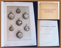 Bassermann-Jordan Katalog Galerie Helbig Goldemail-Uhren Berlin 1912 Taschenuhr