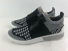 Kendall and Kylie Womens Brandy Sneaker Black White 8 M US