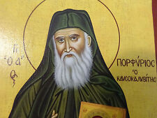 Der heilige  Porfyrios St.Ikone Icon Ikona Icone Icono Saint Porfyrios