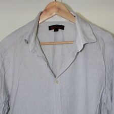 Ben Sherman Designer Patterned Long Sleeve Shirt Size X Large R.R.P $129.00