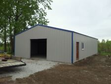 30x48 steel metal building farm commercial many sizes nationwide