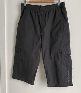 Diadora Mens Grey Shorts / 3/4 Pants. Size Large Hard To Photos. Collect Or Post