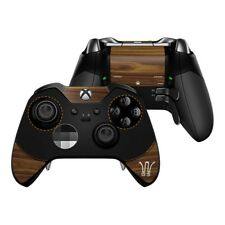 Xbox One Elite Controller Skin Kit - Wooden Gaming System - DecalGirl Decal