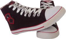 Herren-High-Top-Sneaker aus Canvas/Segeltuch 41 Größe
