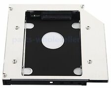 2nd Hard Drive HDD SSD Caddy SATA for Clevo W370ST W370ET P370EM P150SM P157SM