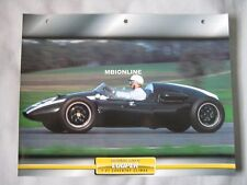 Cooper T51 Coventry Climax Dream Cars Card