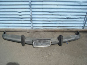 MERCEDES 280 250 230 SL BUMPER FRONT W113 BRACKET GUARD 230SL 250SL 280SL 113