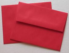 A2 NEW Astrobright Color,White or Vanilla Paper Envelopes 4 3/8 x 5 3/4 PE28
