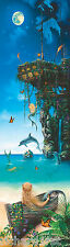Jigsaw puzzle Animal Fish Dolphin Island of Dreams 500 piece NEW
