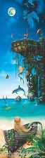 Jigsaw puzzle Animal Fish Dolphin Island of Dreams 500 piece NEW