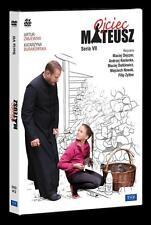 Ojciec Mateusz - sezon 7 (DVD 4 disc) 2012 serial Artur Zmijewski POLSKI POLISH
