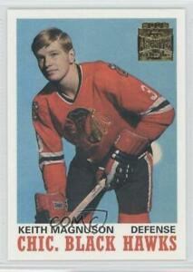 2001-02 Topps/O-Pee-Chee Archives Keith Magnuson #54