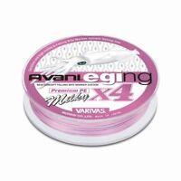 VARIVAS Avani Eging Premium PE X4 Milky 150m #0.8 15lb PE Braid Line