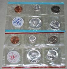 1964-PD Silver Mint Set - 10 Coins