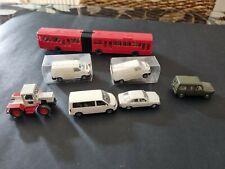 Modellautos H0 Wiking Diverse Modelle