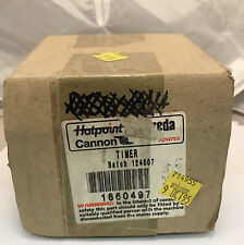 Hotpoint Creda Cannon TIMER 1660497 220/240V tipo 88 717 006
