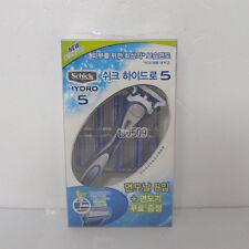 Genuine Schick Hydro 5 Set ( 1 Razor + 1 Blades + 8 Refill Cartridges ) Package