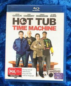 Hot Tub Time Machine Bluray and Digital Free Postage
