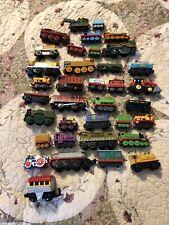 Thomas the Train Lot Gullane Die Cast Metal With Magnets Aquarium Car Rosie Set