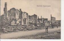 Binarville (Argonnenwald) zerstört gl1915 200.902