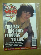 DOCTOR WHO #277 1999 MAY 5 BRITISH WEEKLY MONTHLY MAGAZINE DR WHO DALEK