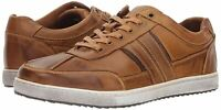 Kenneth Cole Reaction Men's Shoes Sprinter Sneaker Leather Low, Tan, Size 13.0 3