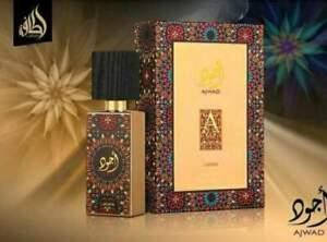 Lattafa Ajwad- Eau De Parfum Unisex Imported Fresh Aroma Perfume Spray 60ml