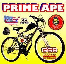 "66cc/80cc 2-stroke motorized bike Kit And 26"" Power Mt Bike Motor Bike Kit"
