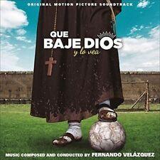 Fernando Velazquez - Que Baje Dios Y Lo Vea [CD]