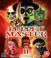 Puppet Master II - His Unholy Creation Blu-Ray